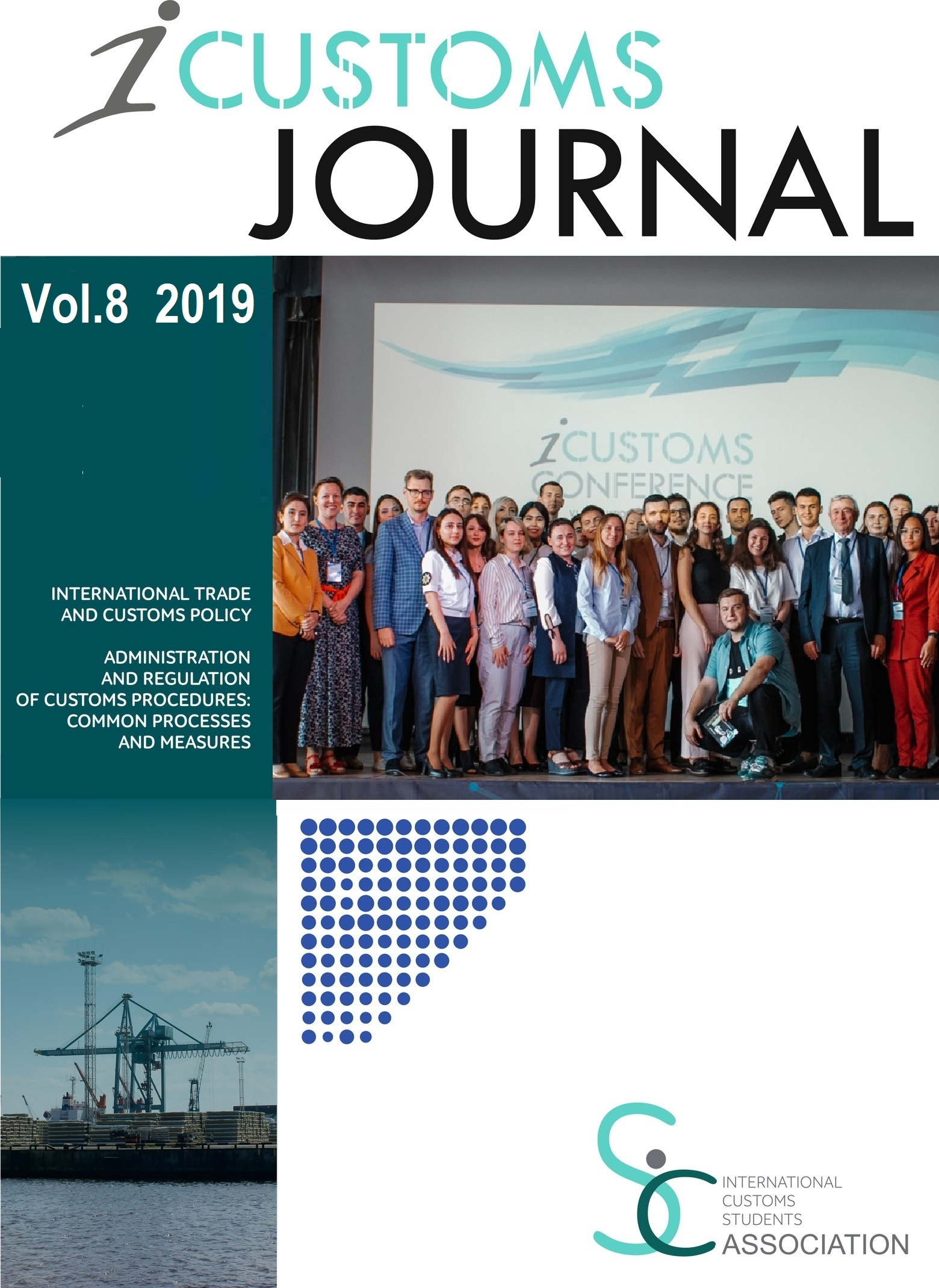 New electronic issue of the i-Customs Journal